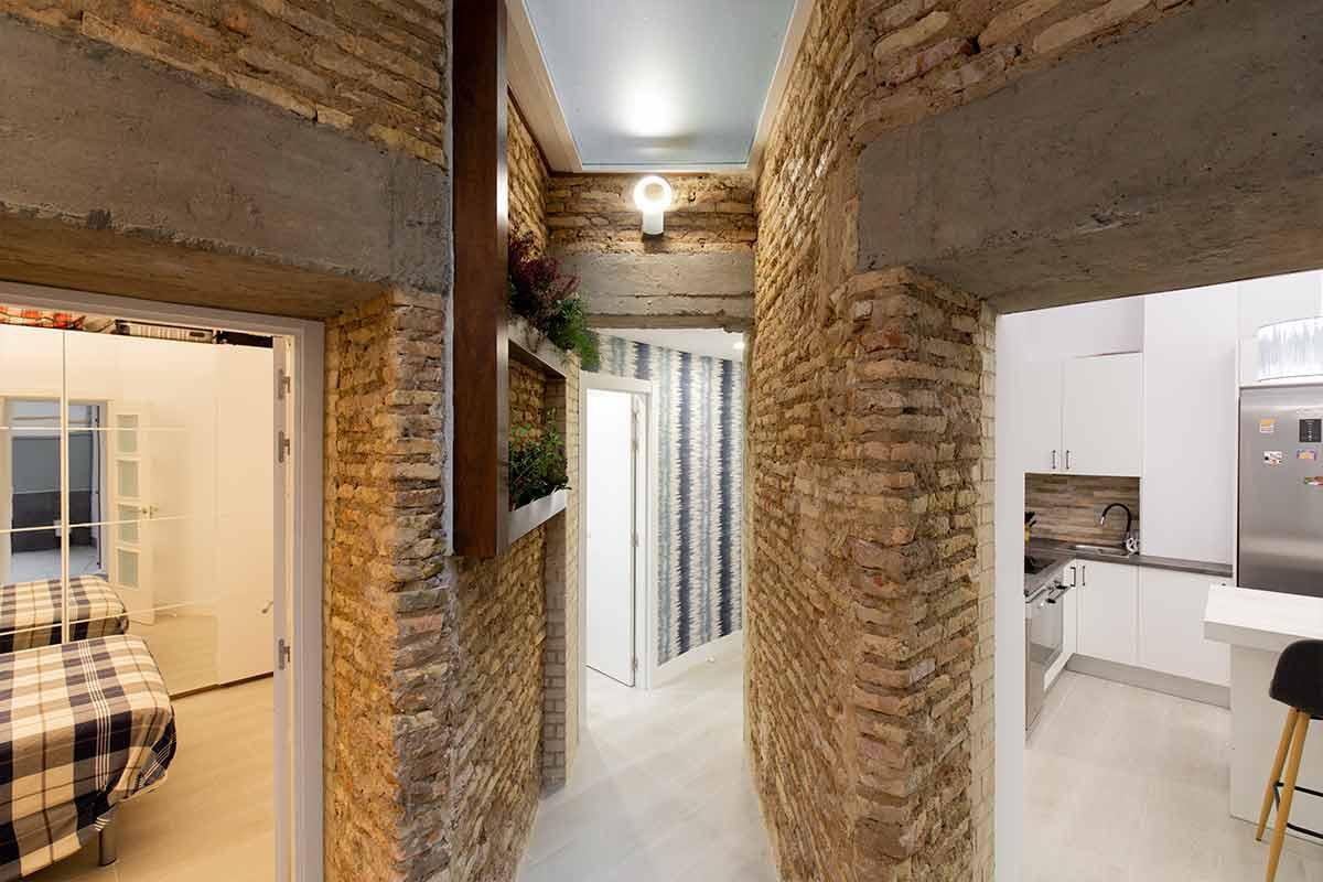 reforma de piso en zaragoza proyecto